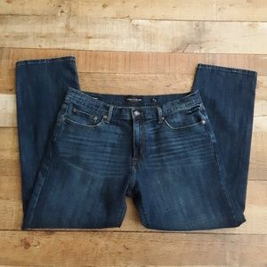 Lucky Brand Jeans 221 Straight Mens 36×30 GUC